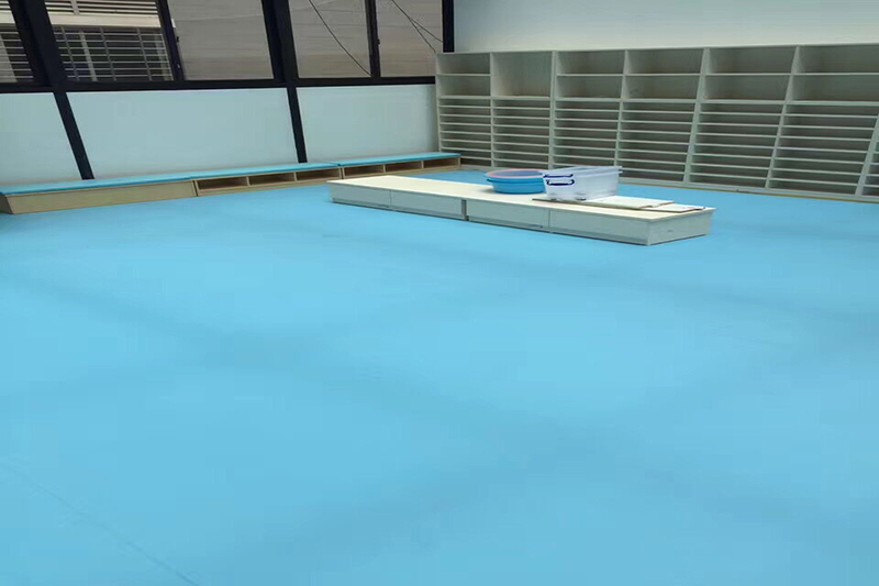 What are the main advantages of PVC flooring?