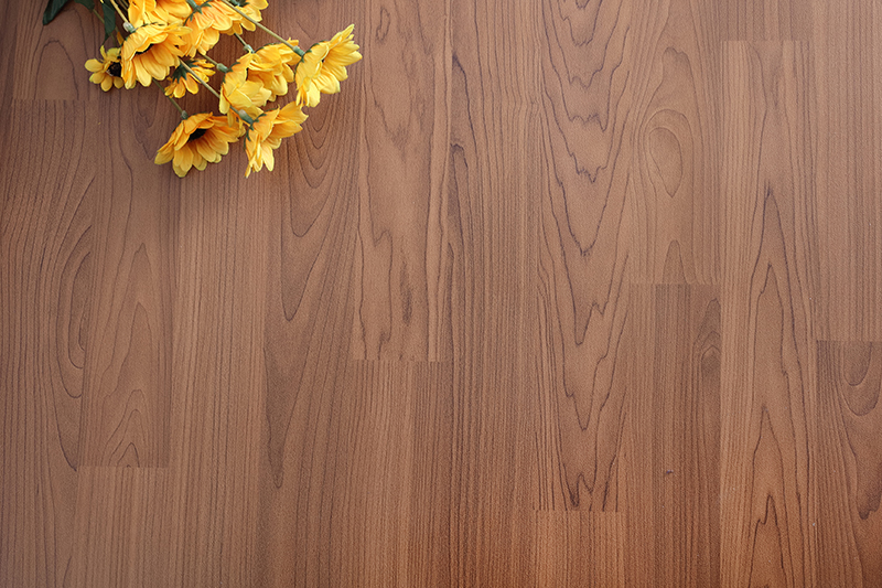 Deep wood grain  PVC Floor