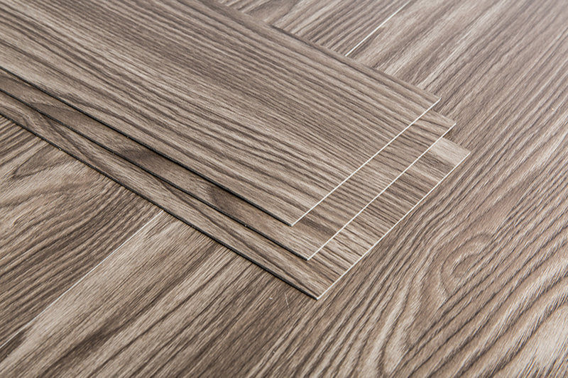 Wood color PVC Floor AYL-5-05