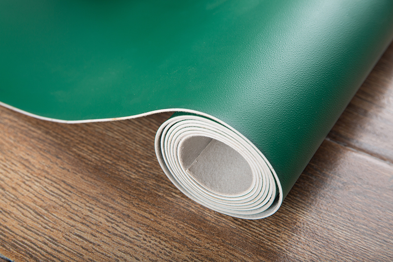 Green PVC Floor AYL-8-11