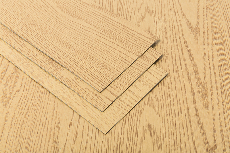 Natural wood Wood color PVC Floor